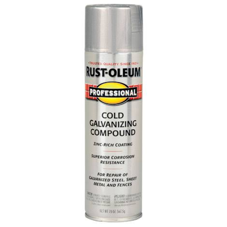 Rust-Oleum Professional Cold Galvanizing Compound Spray