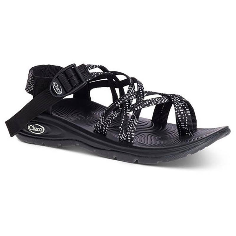 Chaco Women's Sandals - Dash Black, 10 USW