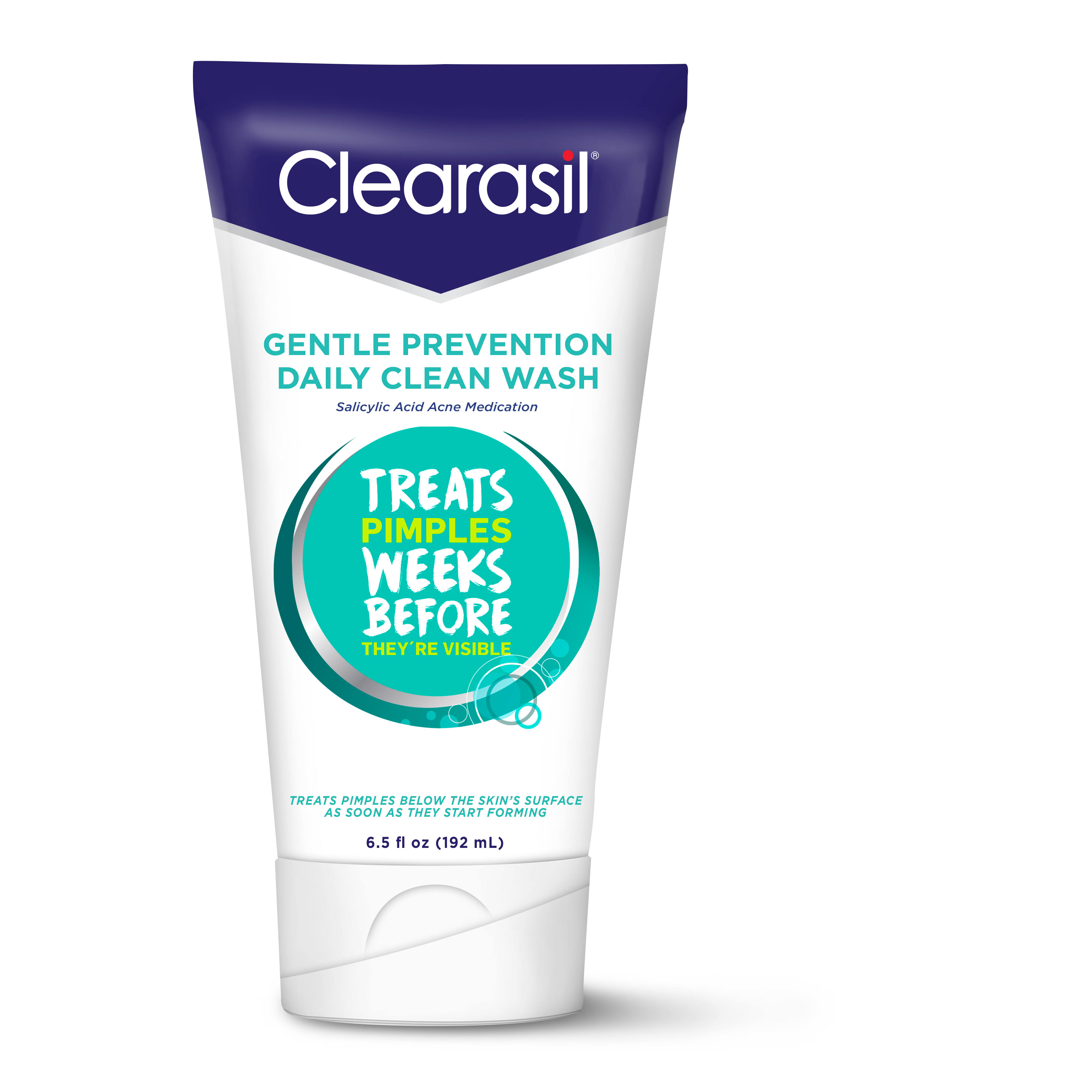 Clearasil Daily Clear Hydra-Blast Oil Free Face Wash - 192ml