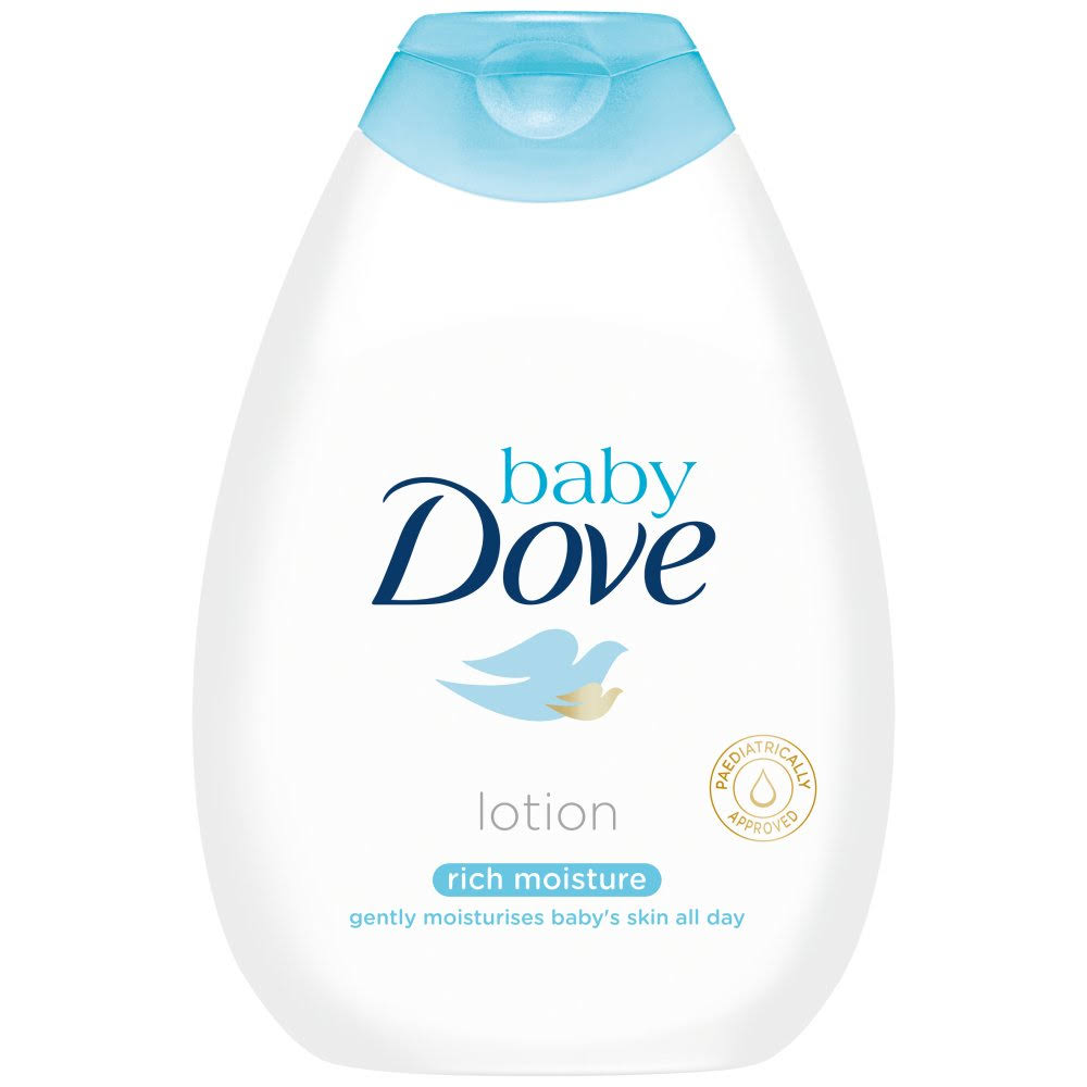 Baby Dove Rich Moisture Lotion - 400ml