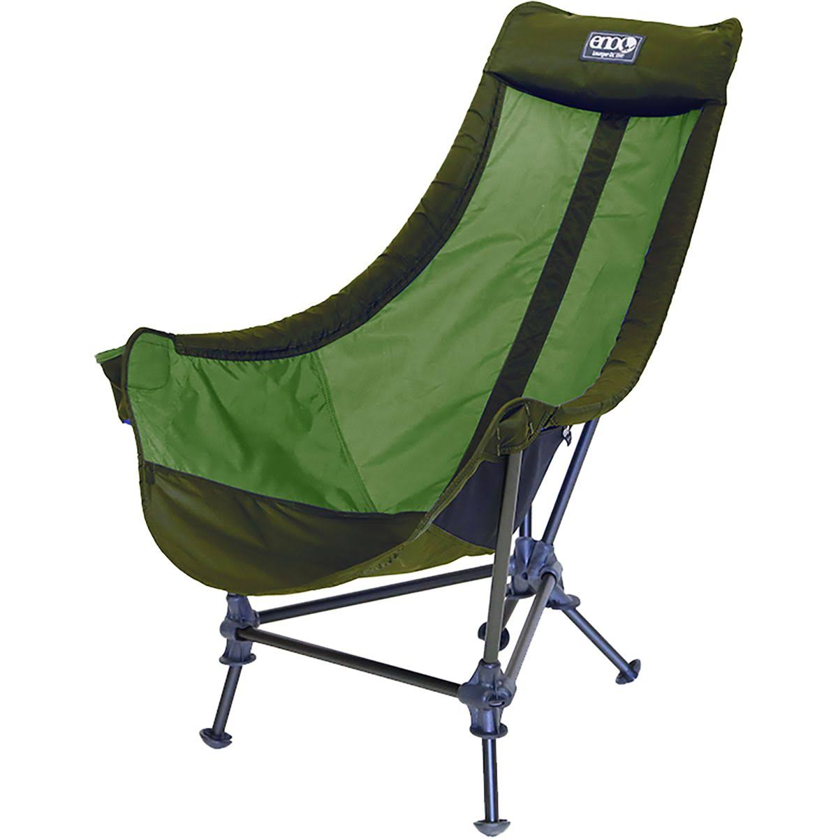 Eagles Nest Outfitters Lounger DL Chair-Olive/Lime