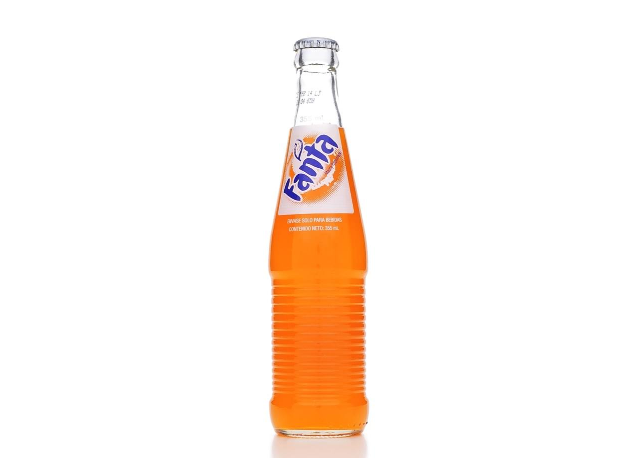 Fanta Orange Soda - 12oz