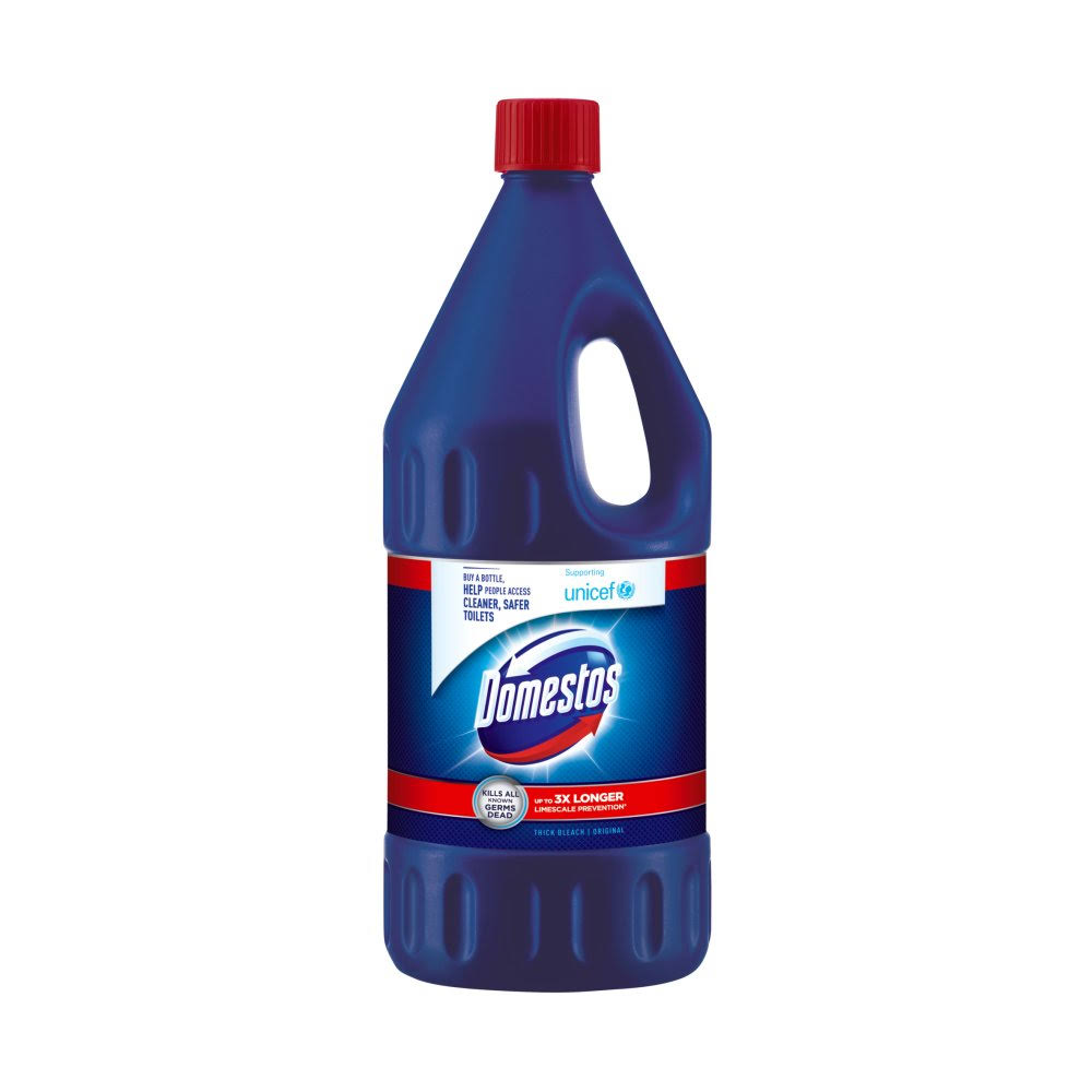 Domestos Original Thick Bleach - 2L