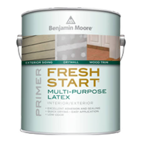 Benjamin Moore Fresh Start All Purpose Primer - White, 1gal