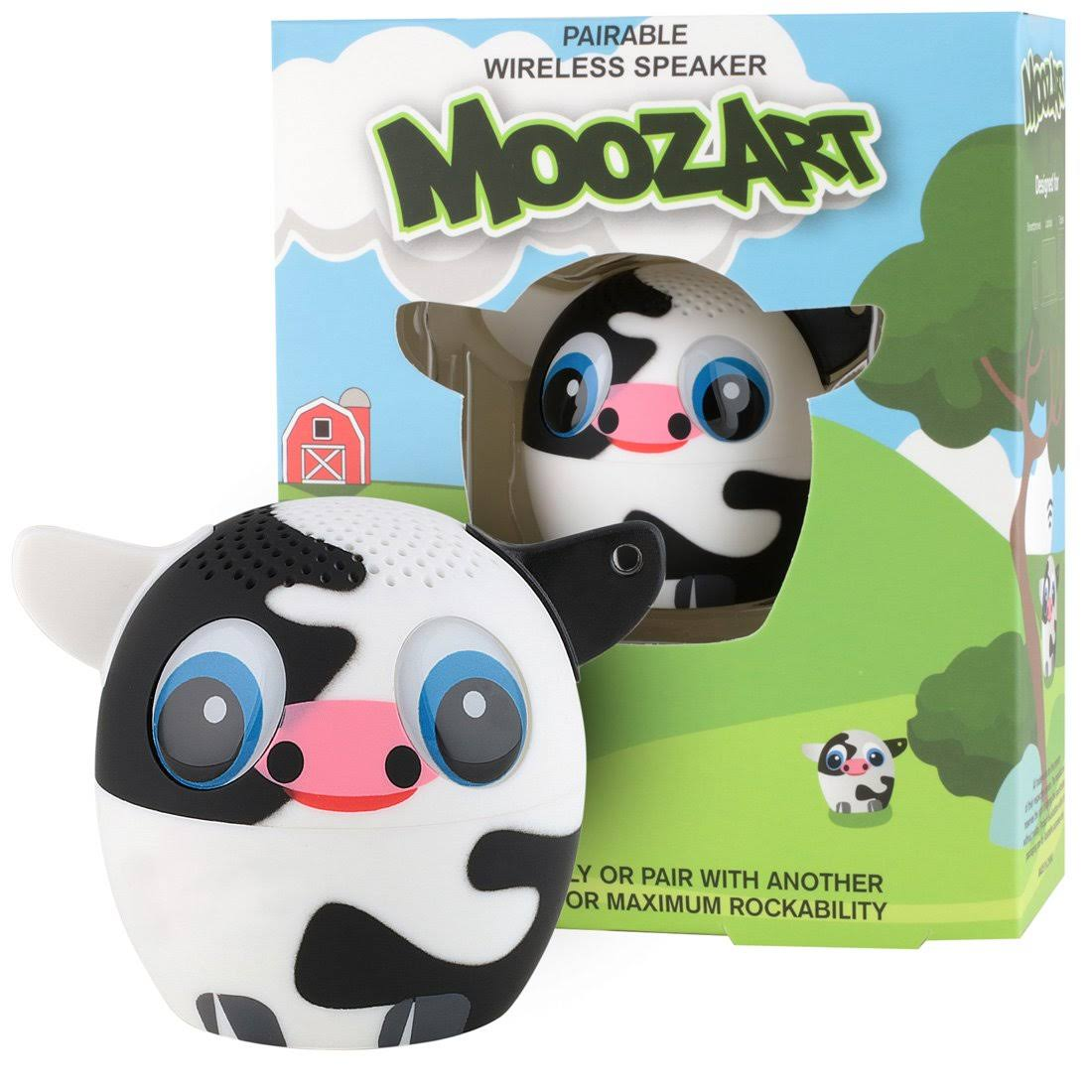 Cow Animal Bluetooth Speaker | Moozart | My Audio Pet