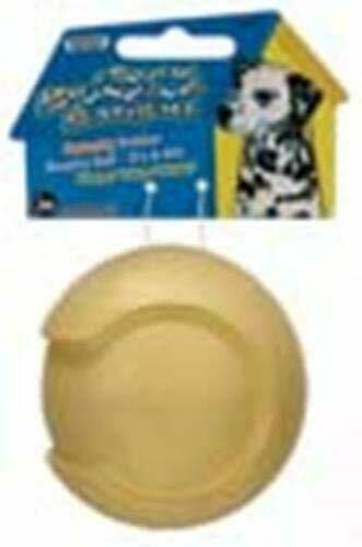 JW Pet Isqueak Bouncing Baseball Dog Toy - Medium