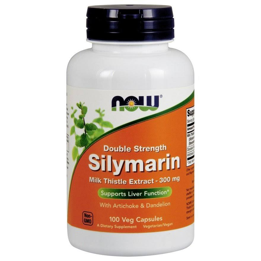 Now Silymarin Milk Thistle Extract