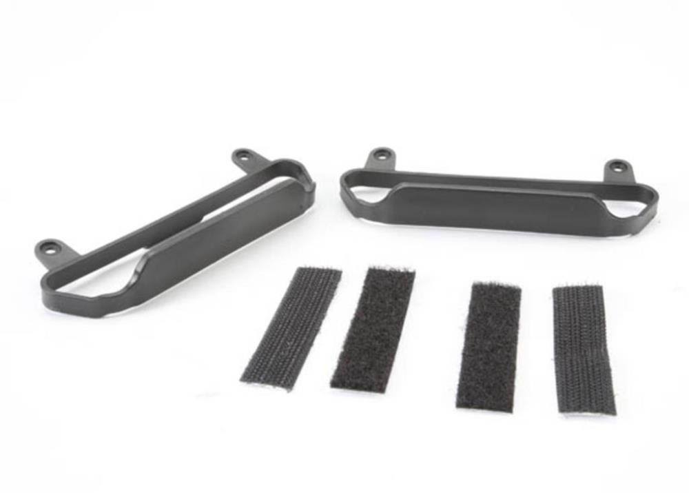 Traxxas Slash Raptor Nerf Bars Chassis - 2 Count, Black