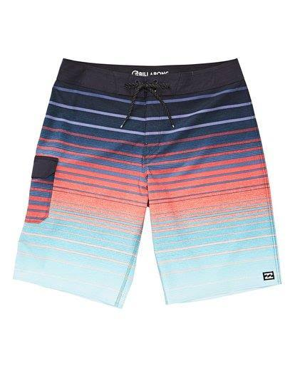 Billabong All Day Stripe Pro Boardshort - Men's (12974)