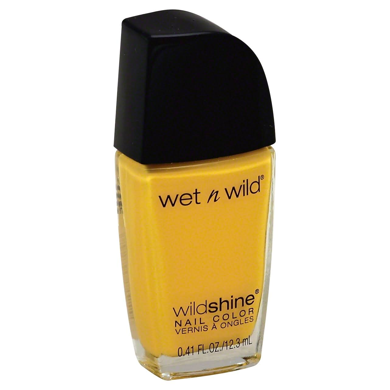 Wet N Wild Shine Nail Color - 472D Doh, 0.41oz