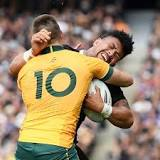 Wallabies leave New Zealand with hope despite Eden Park mauling