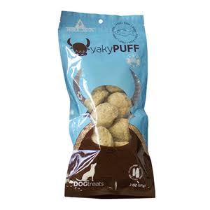 Himalayan Yaky Puff Dog Treat - Fish, 2oz