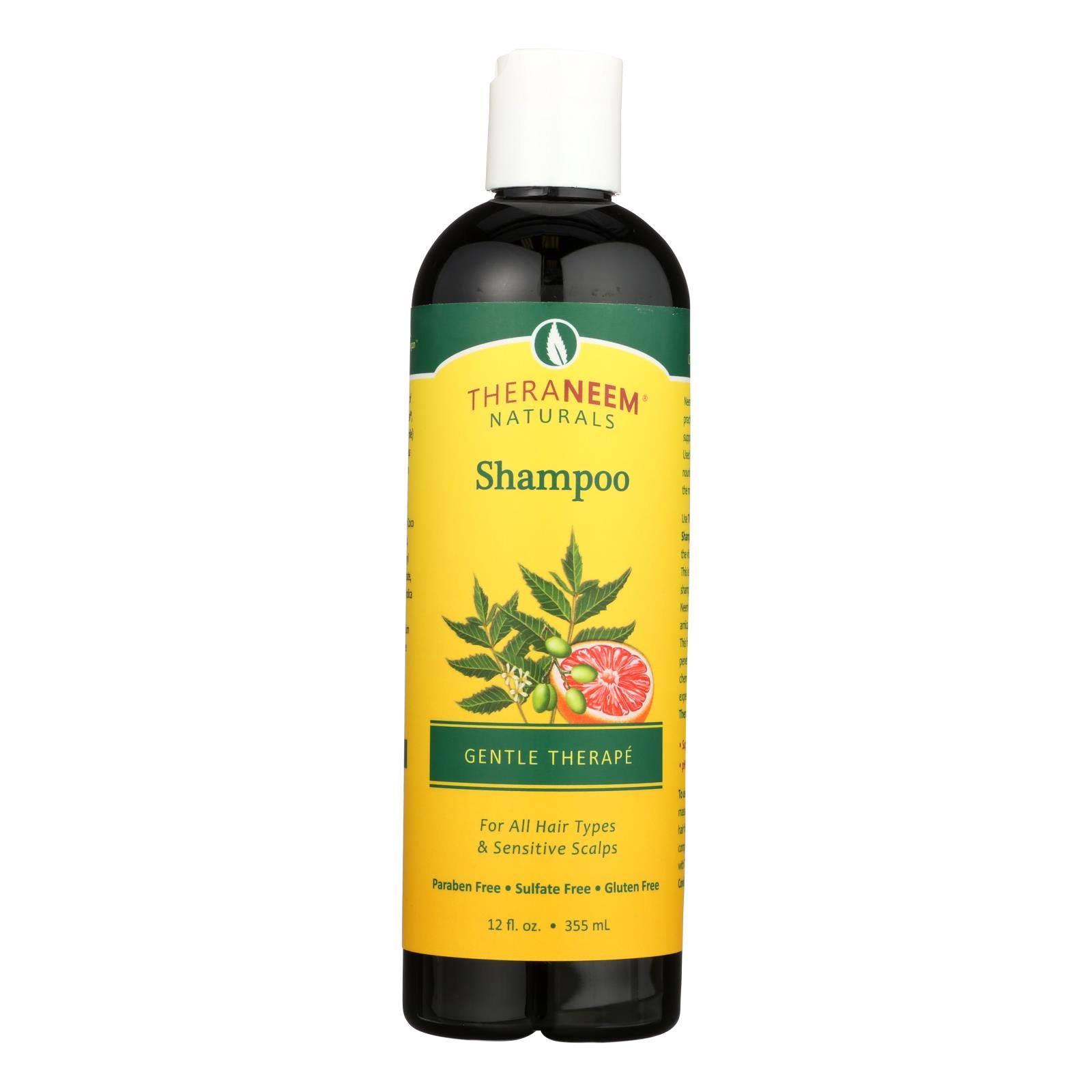 TheraNeem Organix Shampoo - Gentle Therape