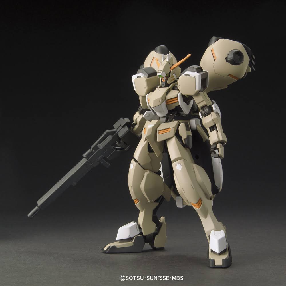 Bandai Iron Blooded Orphans 013 Gundam Gusion Rebake Model Kit - 1:144 Scale