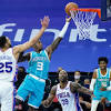 Charlotte Hornets give up a slew of 3-pointers, fall to 76ers in ...