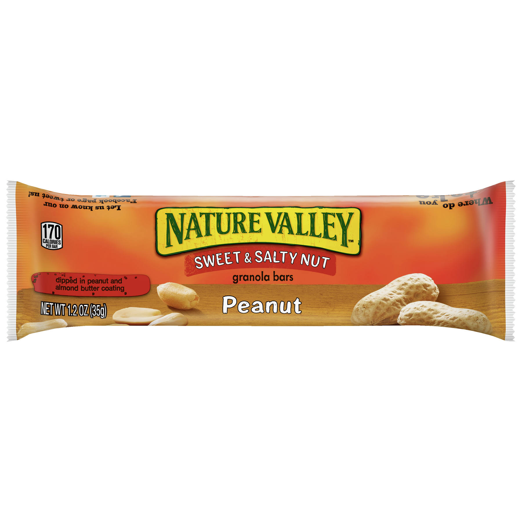 Nature Valley Sweet and Salty Nut Granola Bar - Peanut