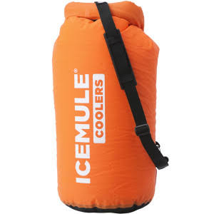 IceMule Classic Coolers - Blaze Orange, Small, 10L