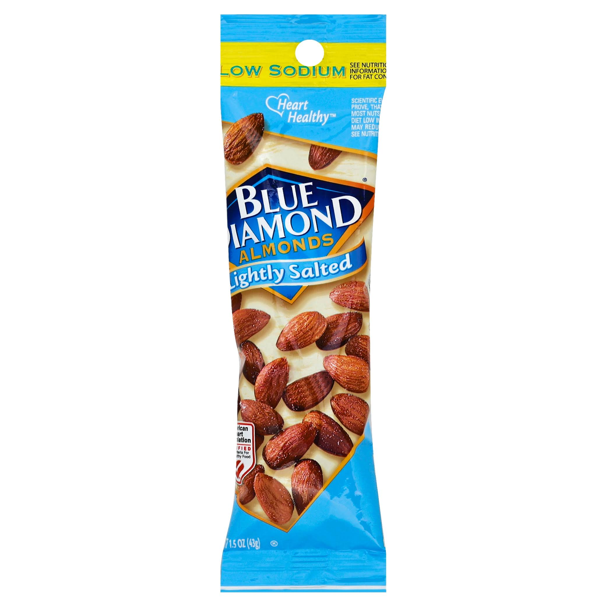 Blue Diamond Almonds - Lightly Salted, 1.5oz