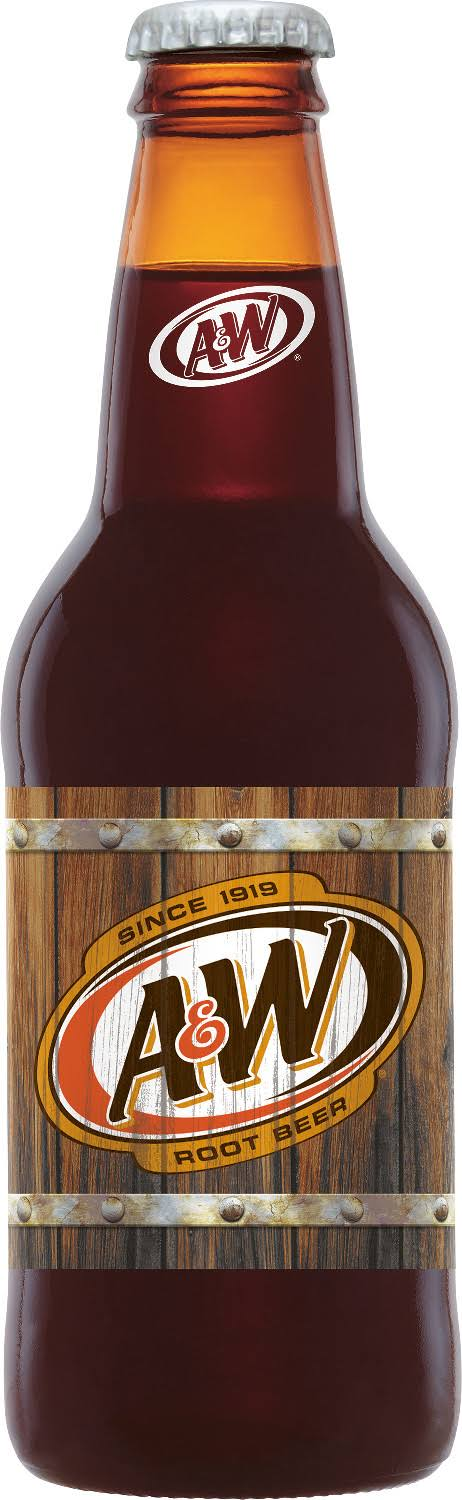 A&W Root Beer - 12 fl oz