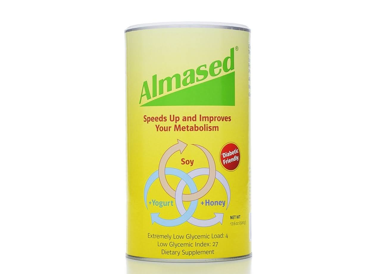 Almased Multi Protein Synergy Diet Powder - 17.6oz