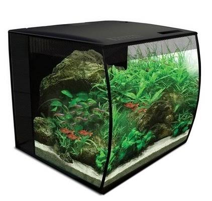 Fluval Flex Nano Glass Aquarium Kit - 34L