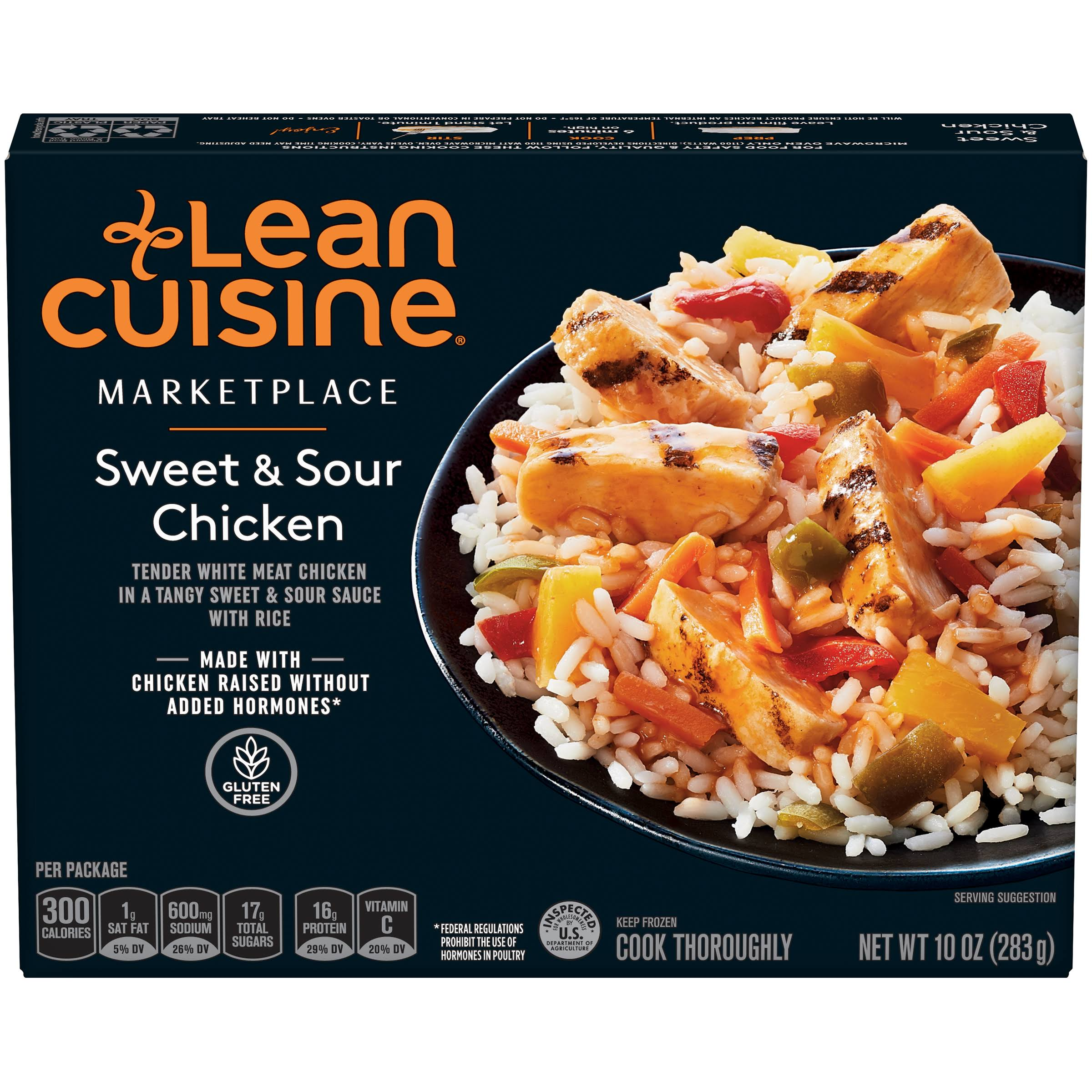 Lean Cuisine Marketplace - Sweet and Sour Chicken, 10oz