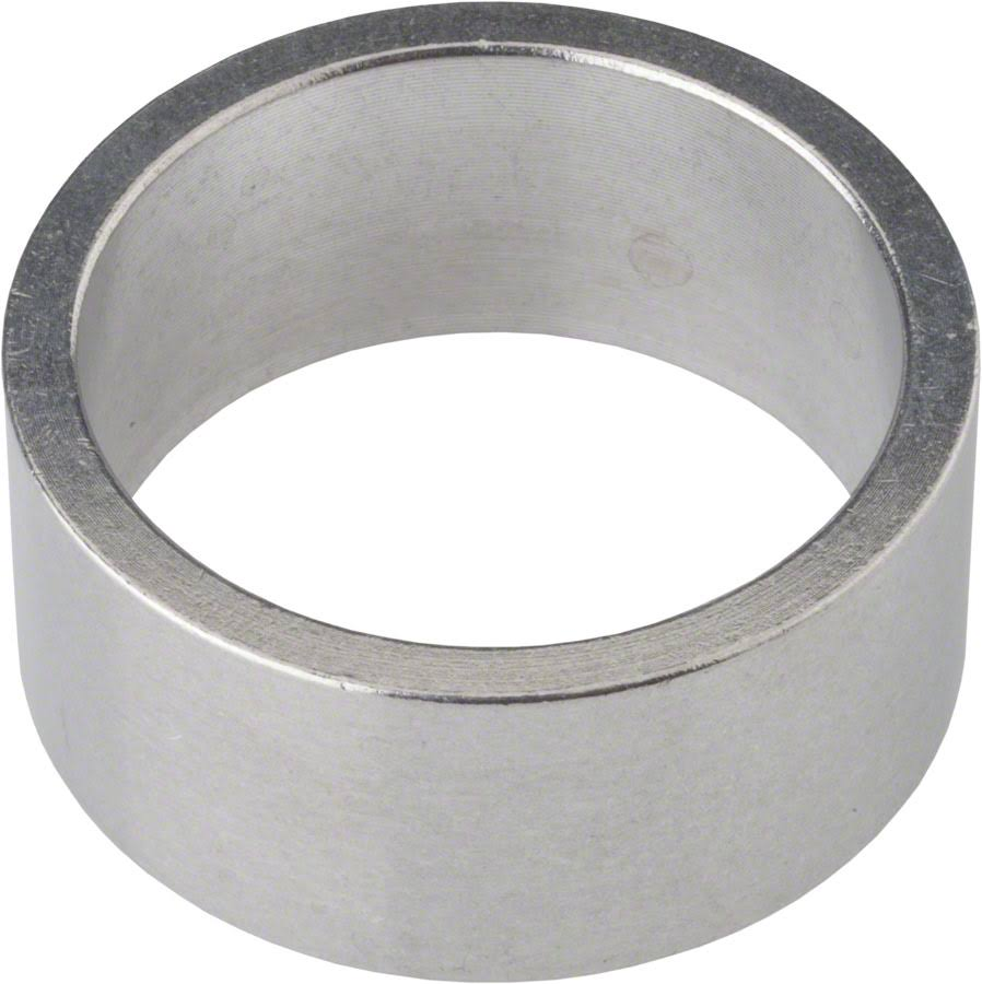 Wheels Manufacturing Headset Spacer - Silver, 15mm 1-1/8""