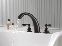 Delta Victorian Bronze Bathroom Faucet by Windemere Bathroom Collection