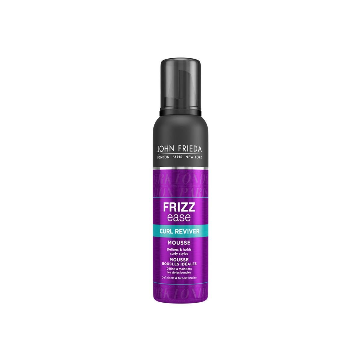 John Frieda Frizz Ease Mousse - Curl Reviver, 200ml