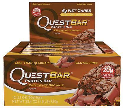 Quest Nutrition Chocolate Brownie