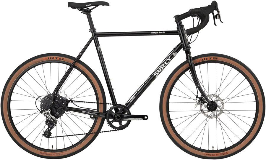 Surly Midnight Special Bike - 650b Steel Black 50cm