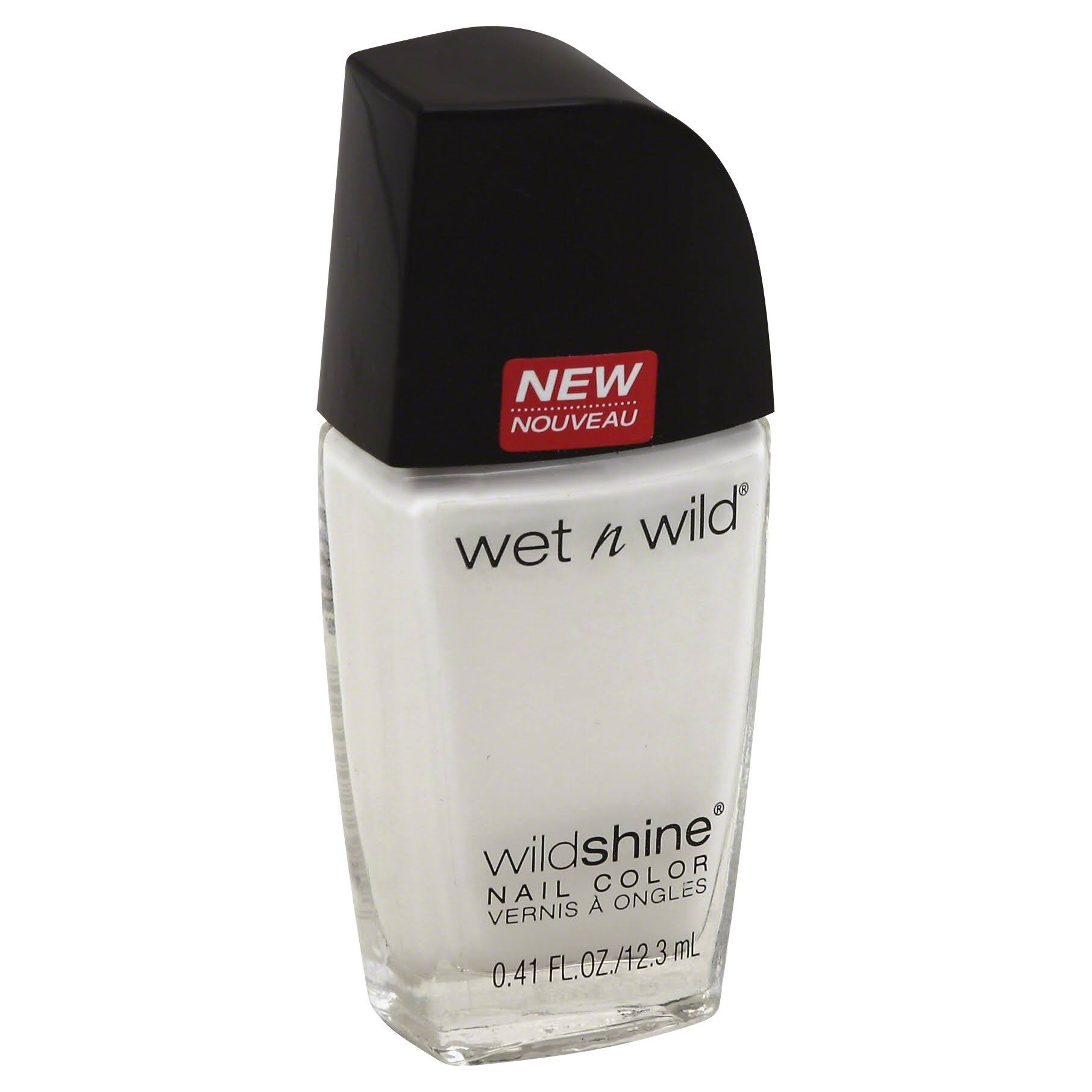 Wet N Wild Wild Shine Nail Polish - 12.7ml