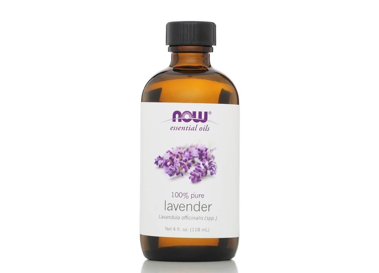Now Foods Essential Oil - Lavender, 4 oz