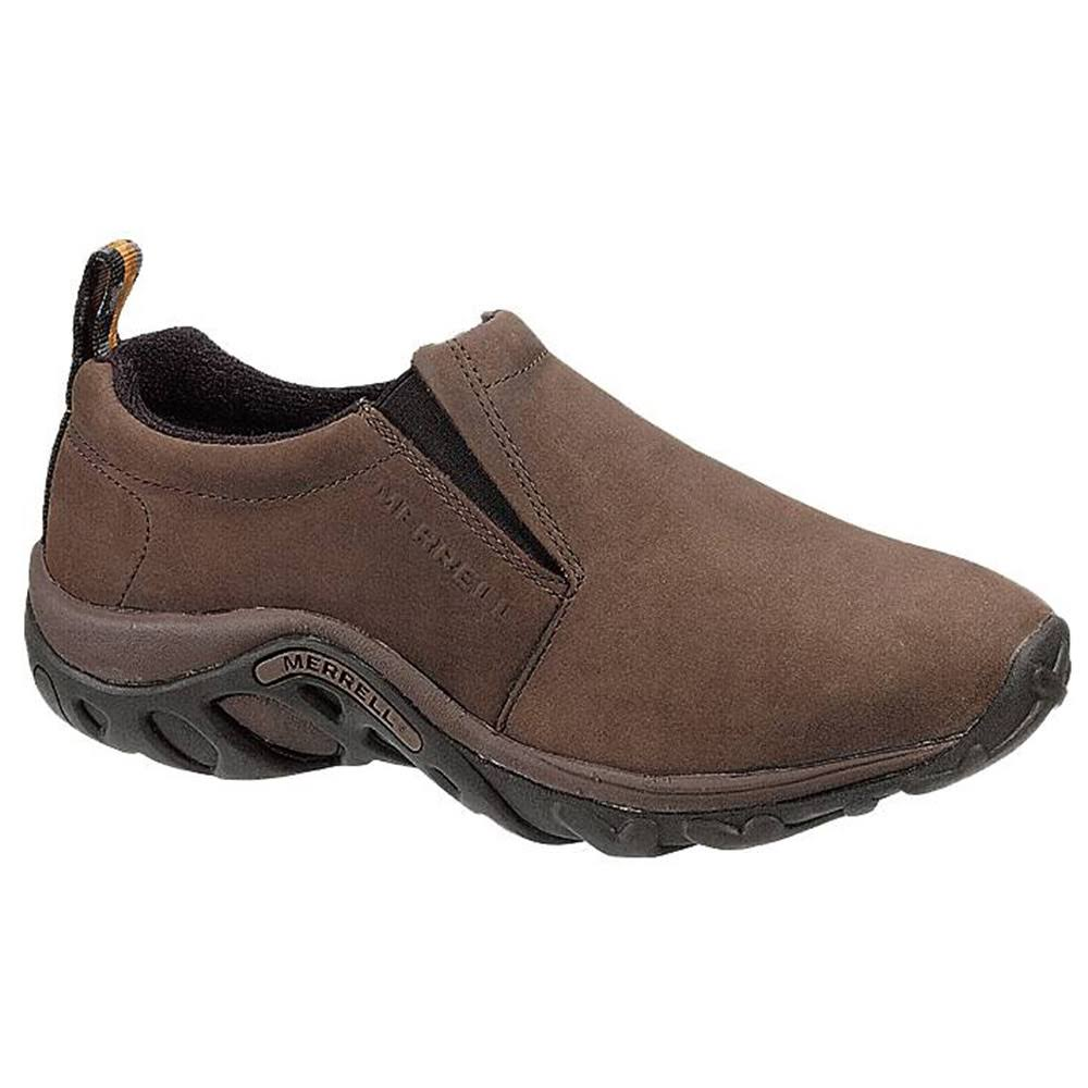 Merrell Men's Jungle Moc Slip On Shoes - Brown, 12 US