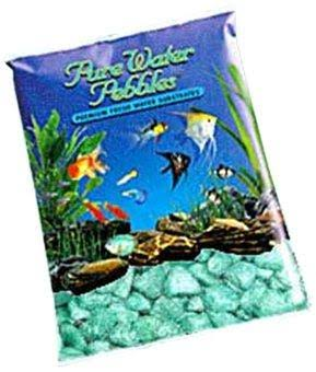 Frost Premium Fresh Water Aquarium Substrate - 40lbs, Emerald Green Frost