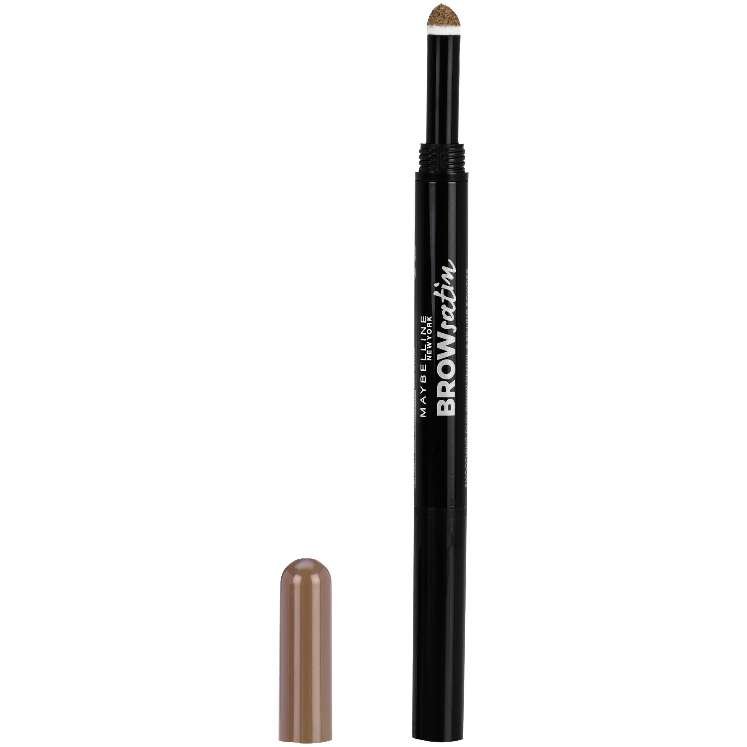 Maybelline Brow Define Fill Duo Makeup - Blonde, 0.021oz