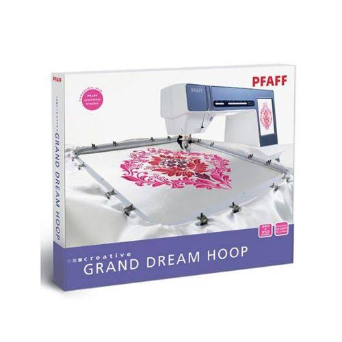 Pfaff Embroidery Machine Supplies Creative Grand Dream Hoop - 360mm x 350mm