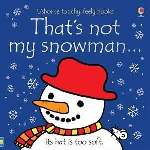 That's Not My Snowman REVISED [Book]