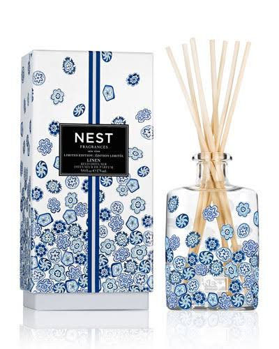 Nest Limited Edition Linen Reed Diffuser