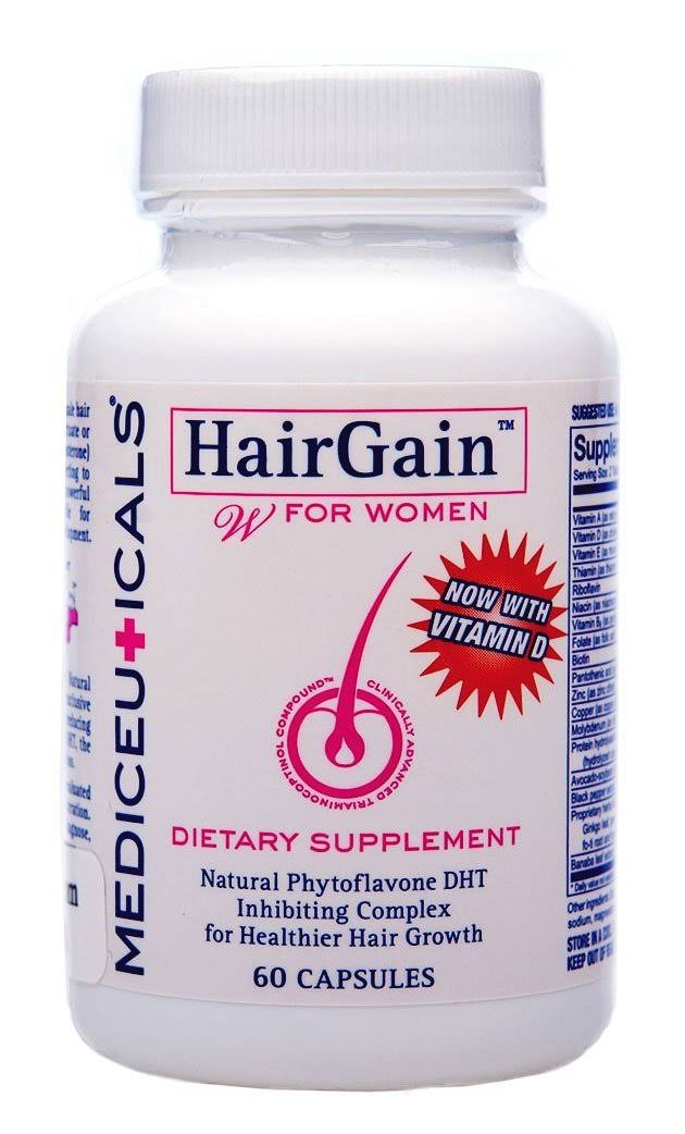 Therapro Mediceuticals Hair Gain Supplement - 60 Capsules