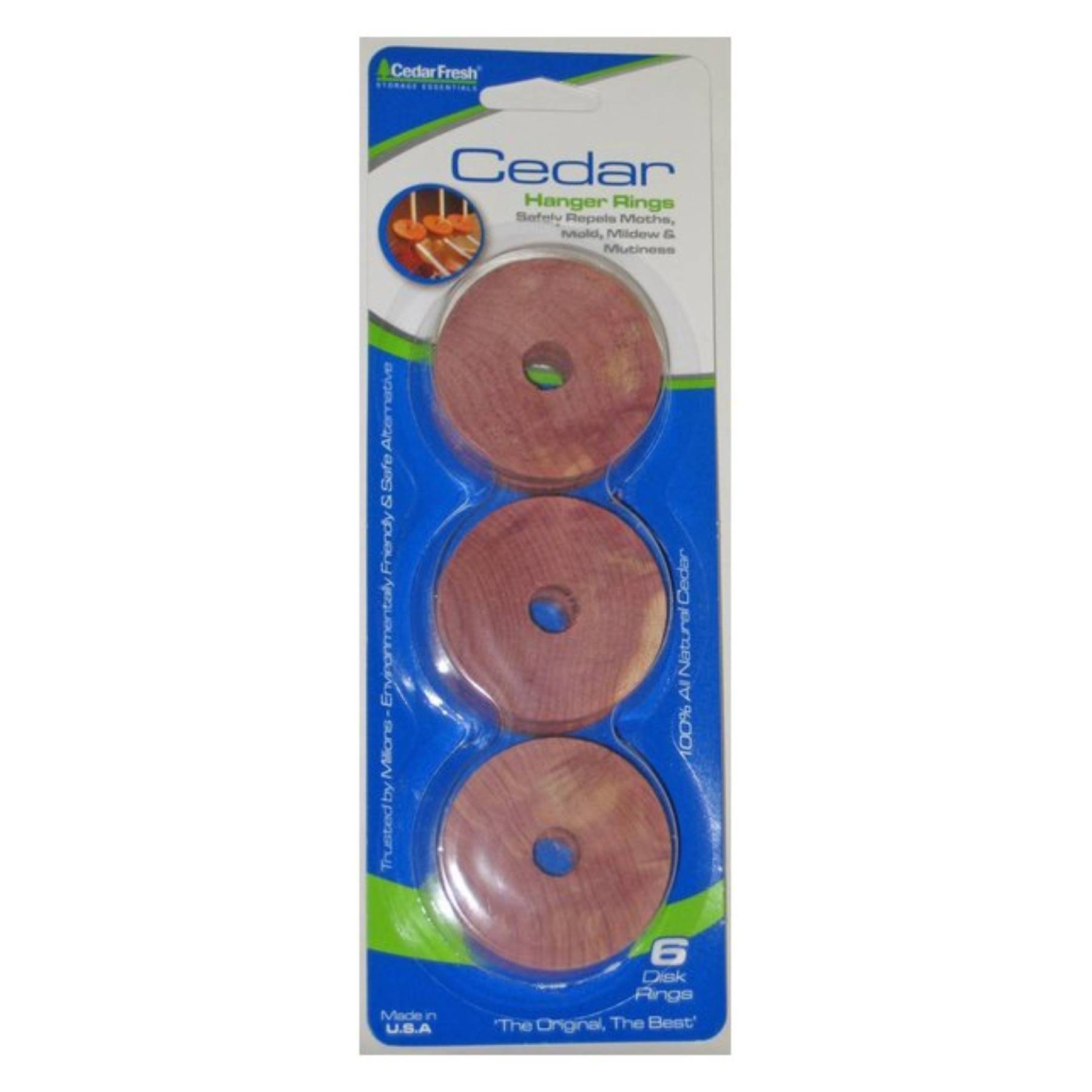 Cedar Fresh Home Products Hanger Rings