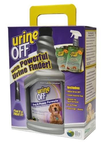 Urine Off Dog Clean Up Kit