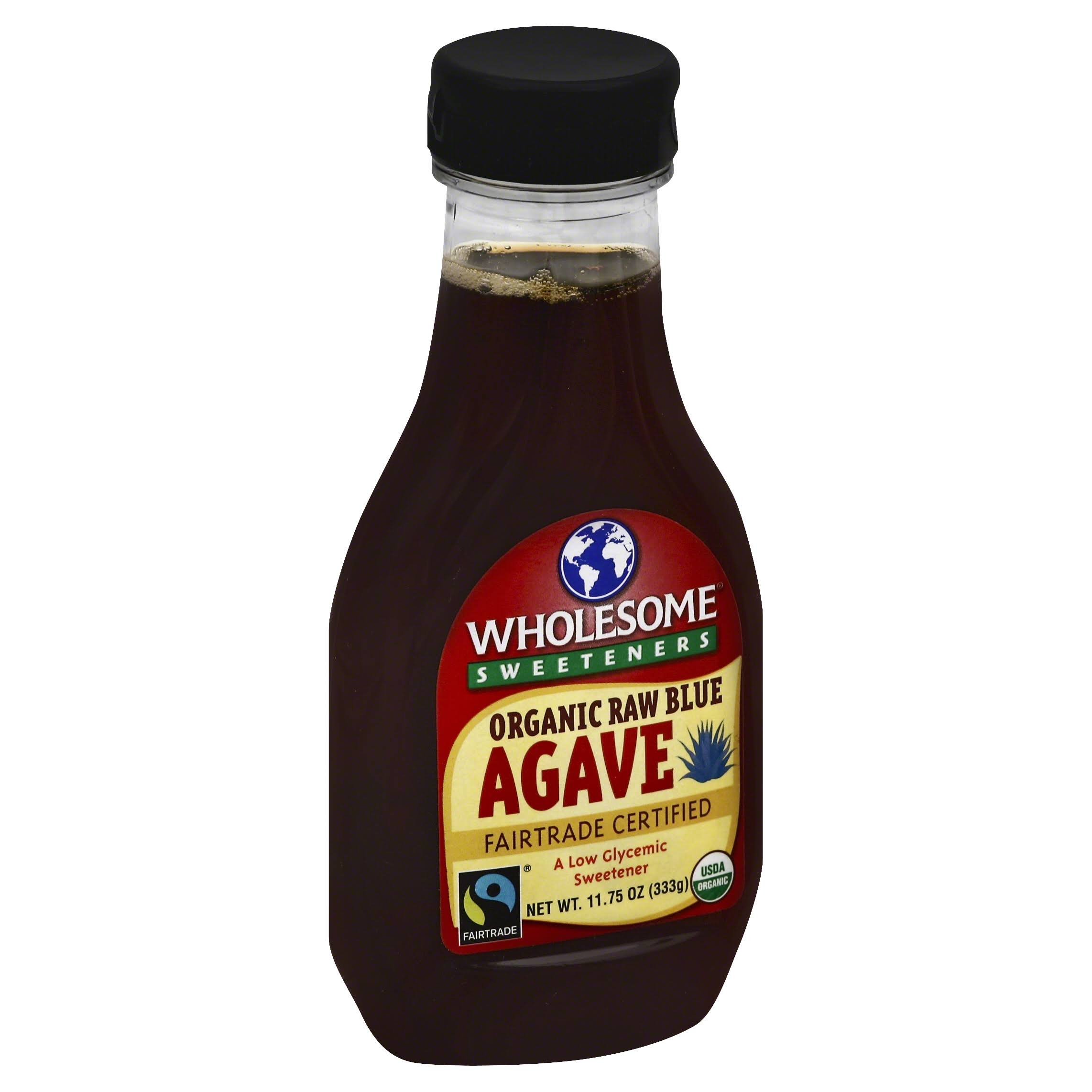 Wholesome Sweeteners Organic Raw Blue Agave - 11.75 fl oz bottle