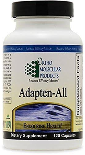 Ortho Molecular - Adapten-All - 60 Capsules
