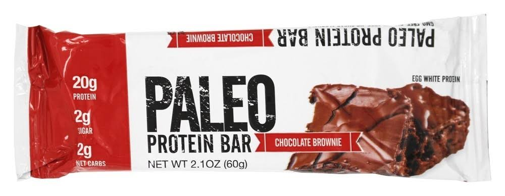 Julian Bakery Bar Proton Paleo Chocolate Brown