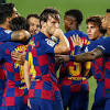 Barcelona vs. Napoli score: Messi dazzles as Barca advance to ...