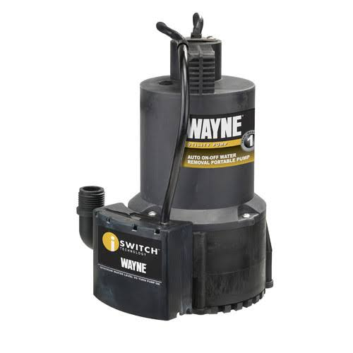 Wayne Automatic Electric Water Pump - 1/4 hp, 3000gph
