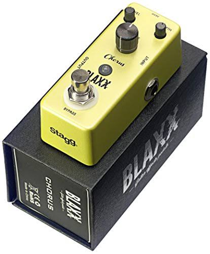 Blaxx Guitar Effects Pedals