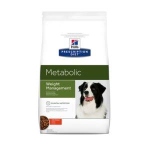 Hills Prescription Diet Metabolic Weight Management Dog Food - With Chicken, 1.5kg