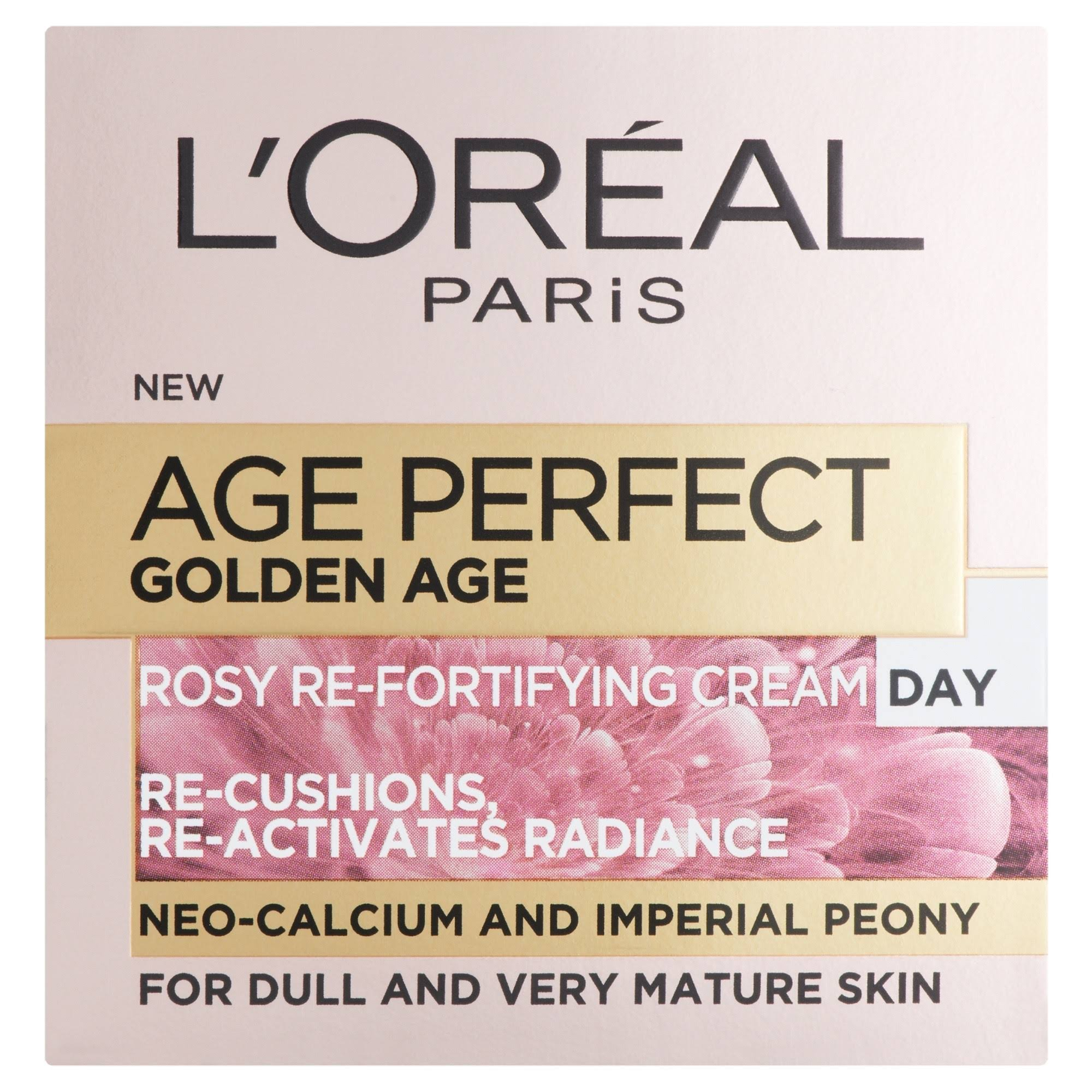 L'Oreal Paris Age Perfect Golden Age Day Cream - 50ml